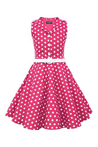 Top 10 Petticoat Kleid 50er Jahre Kinder - Kleider für ...